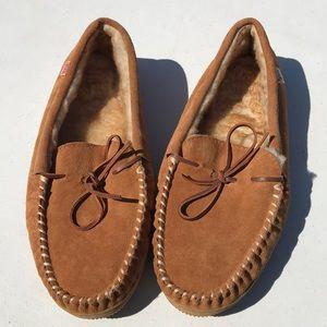 Tamarac Camper men's size 13 Wide slippers